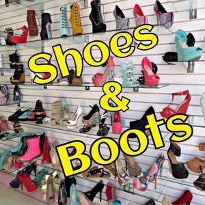 Shoes - 👠Shoes & Boots👢